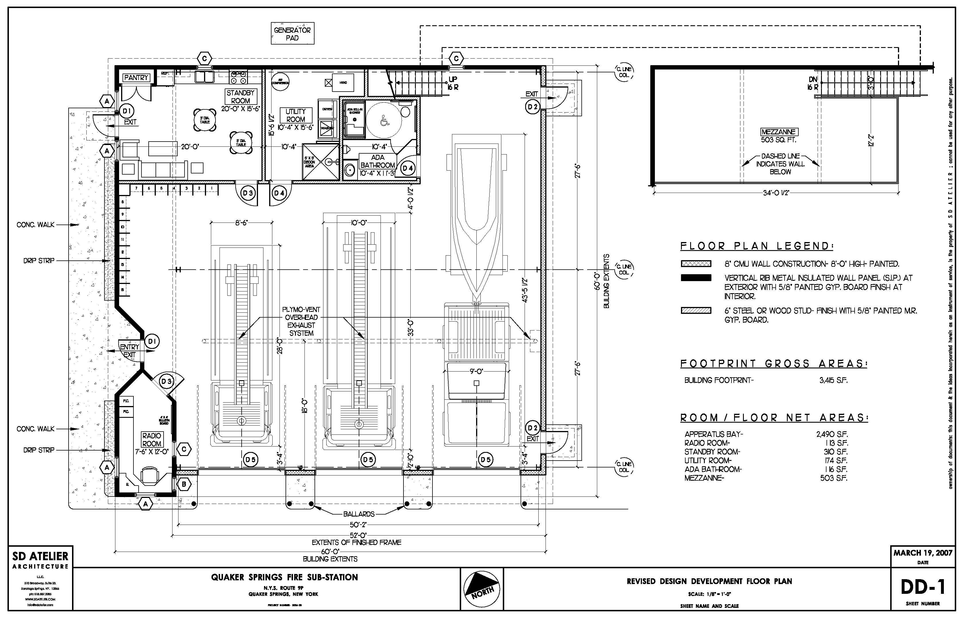 Floor Plan For Derksen Building Joy Studio Design